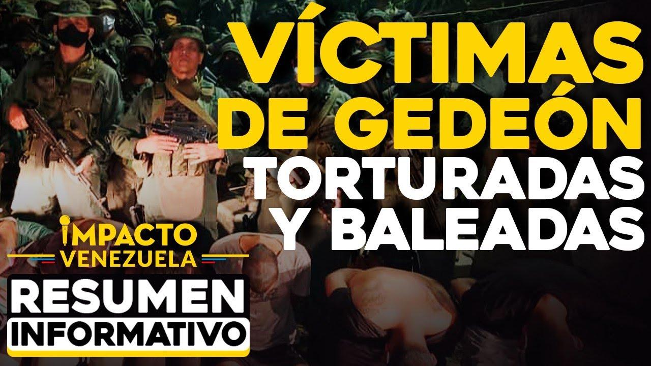 Víctimas de Operación Gedeón, torturadas y baleadas | 🔴 NOTICIAS VENEZUELA HOY septiembre 19 2020