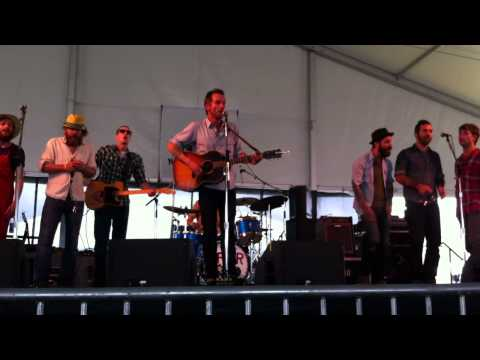 Joe Fletcher & the Wrong Reasons and friends - Too Many Doors