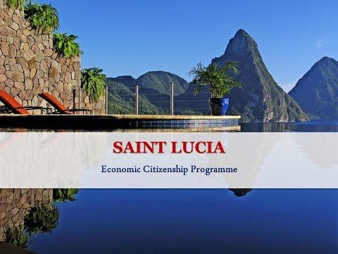 Saint Lucia Citizenship Program