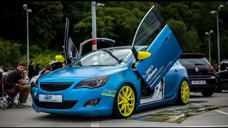 Opel Astra J - Tuning Love Video (DRIVE & SOUND)
