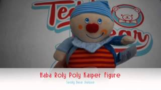 Haba Kasper Roly Poly Toy