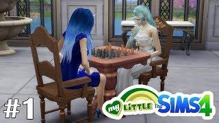 Селестия и Луна  - My Little Sims (Кантерлот) - #1