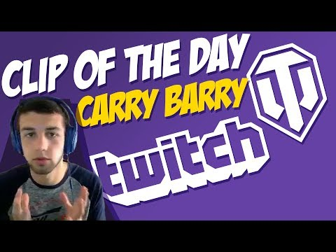 Mentally Challenged | CarryBarry | World of Tanks