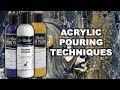 Australian Artist Magazine: Acrylic Pouring Techniques