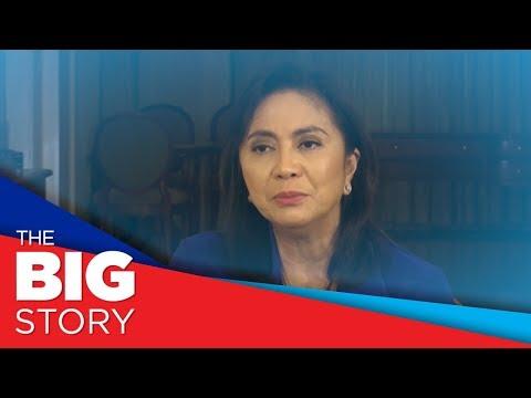 Pres. Duterte hits VP Robredo's drug war criticism