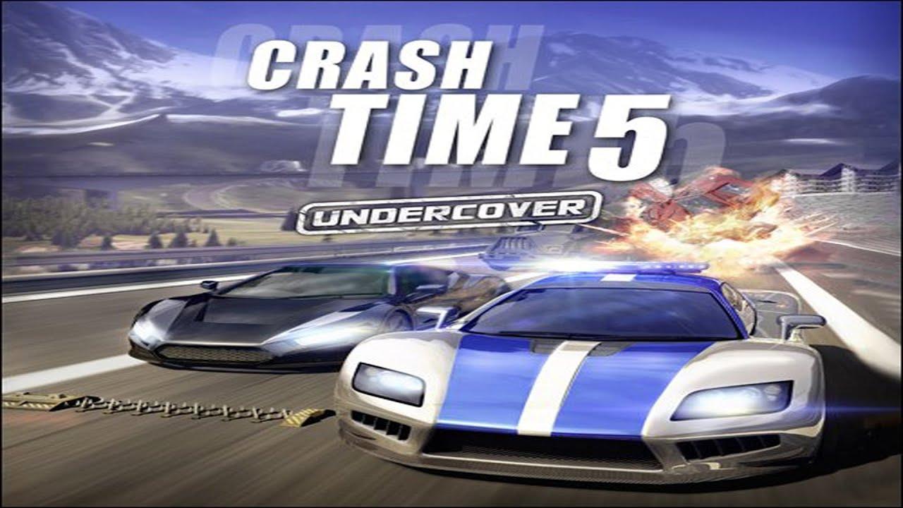 نتيجة بحث الصور عن Crash Time 5 Undercover