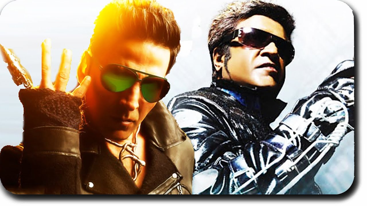 Rajinikanth-Akshay Kumar's ROBOT 2 To Release In 2017 - YouTube