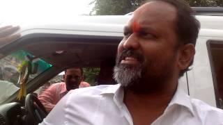 Video by Pooja Agarwal. Mahadev Jankar of Rashtriya Samaj Paksha wh...