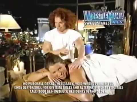 Wwe Wrestlemania Xix Commercial Youtube