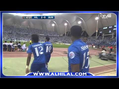 أهداف مباراة الهلال 3 - 0 بونيودكور الاوزبكي - اياب دوري ابطال اسيا د16