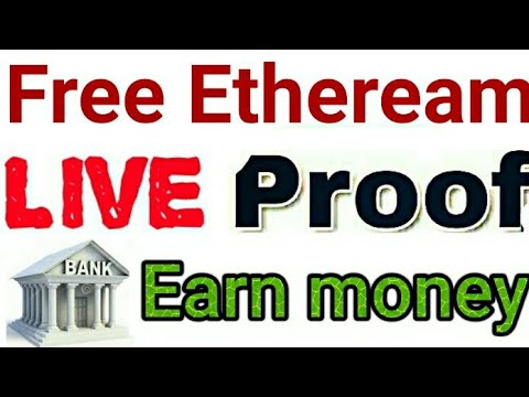Free Etheream earning app live payment proof instead payment 100% real app unlimited earn money