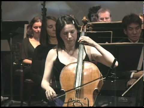 'Sarabande' Bach Cello Suite #1  - Neponset Valley Philharmonic Orchestra