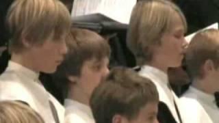 Lübecker Knabenkantorei: Dieterich Buxtehude - Alles, was ihr tut - Teil 1.mp4