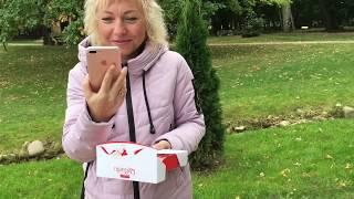МАМА ЗАПЛАКАЛА, когда подарил ей iPhone 7 Plus