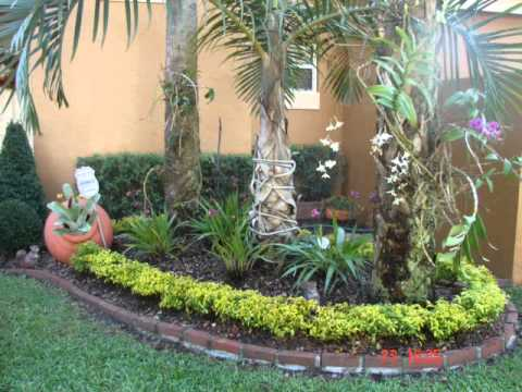 Dise o de jardines en miami youtube for Ideas para parques y jardines