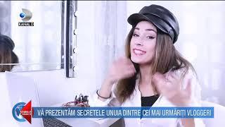 Stirile Kanal D (22.04.2018) - Acasa la Andra Gogan ! &quotCasa de vedeta!&quot