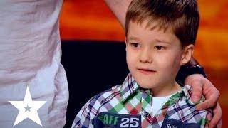 Адриан Поп - Україна має талант-7 - Пятый кастинг в Киеве - 04.04.2015