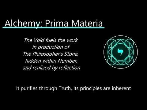 Alchemy: Prima Materia