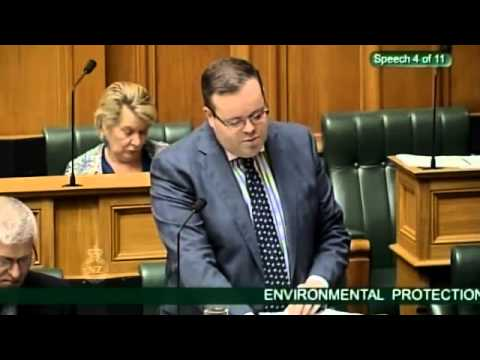 Environmental Protection Authority Amendment Bill - First reading - Part 5