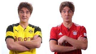 BVB klar besser als FC Bayern... zur Zeit ;-)