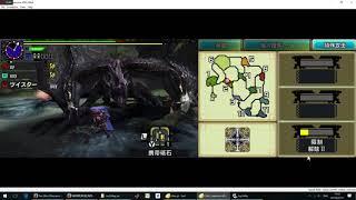 Monster Hunter XX Citra 4X original resolution