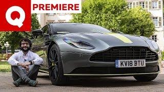 Aston Martin DB11 AMR, l