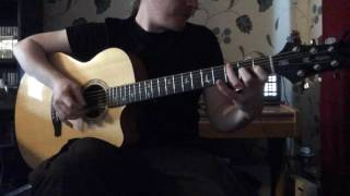 Rock School Acoustic Guitar Debut grade - Chasing Cars/Guitar 1 Demonstration