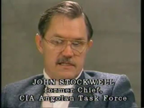 John Stockwell speaks about the Presidency of George H. W. Bush
