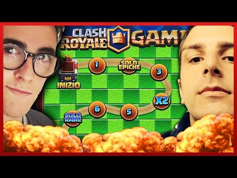 CLASH ROYALE GAME : SURREALPOWER TI SFIDO!!! Vegas Game