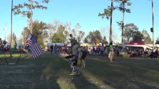 Poarch Creek pow wow 2013 - tradish vs chicken special