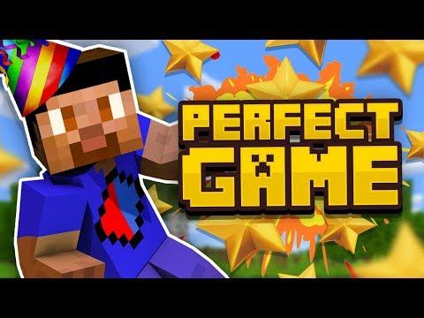 PERFECT GAME! - Minecraft Party w/ Speedy & Sidearms