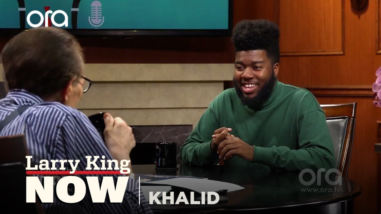 If You Only Knew: Khalid | Larry King Now
