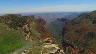 Biking the North Rim Grand Canyon