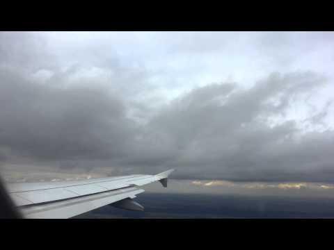 Despegando del Aeropuerto de Múnich