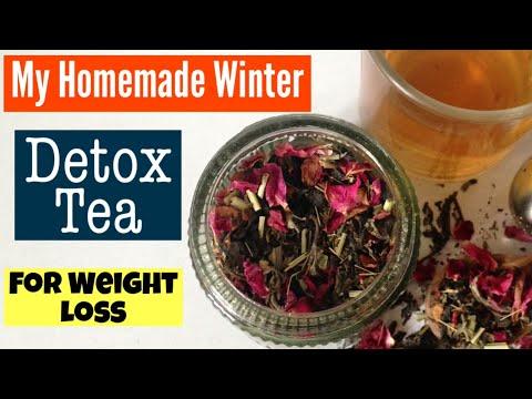 Homemade Detox Tea For Winters | Best