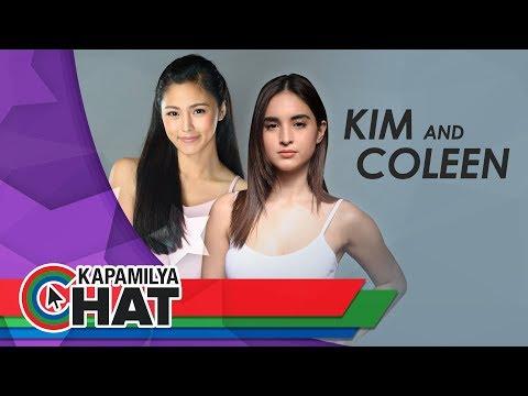 Kapamilya Chat with Kim Chiu and Coleen Garcia for Ikaw Lang Ang Iibigin