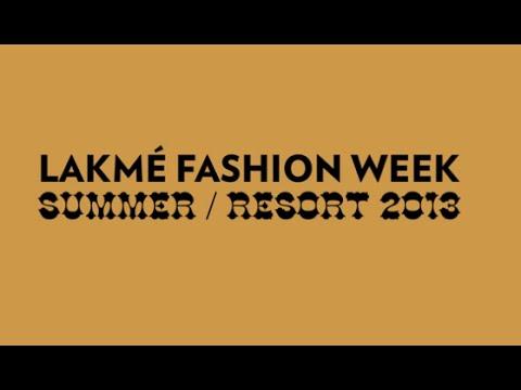 Part 4: Lakmé Fashion Week | Summer/Resort 2013 | VOGUE India