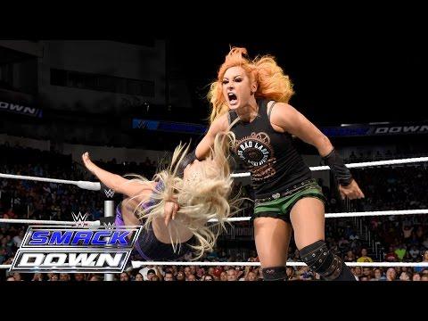 Becky Lynch vs. Dana Brooke: SmackDown, June 9, 2016