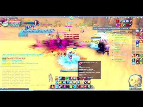 Forsaken World PvP Video - Joools (Bard Life)