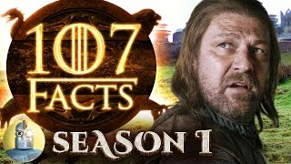 Download 107 Game of Thrones Season 1 Facts YOU Should Know (Cinematica) Mp3 and Videos