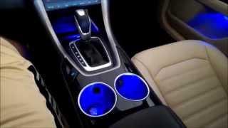 Video Review: 6mm Blue Flush Mount LED Bolts