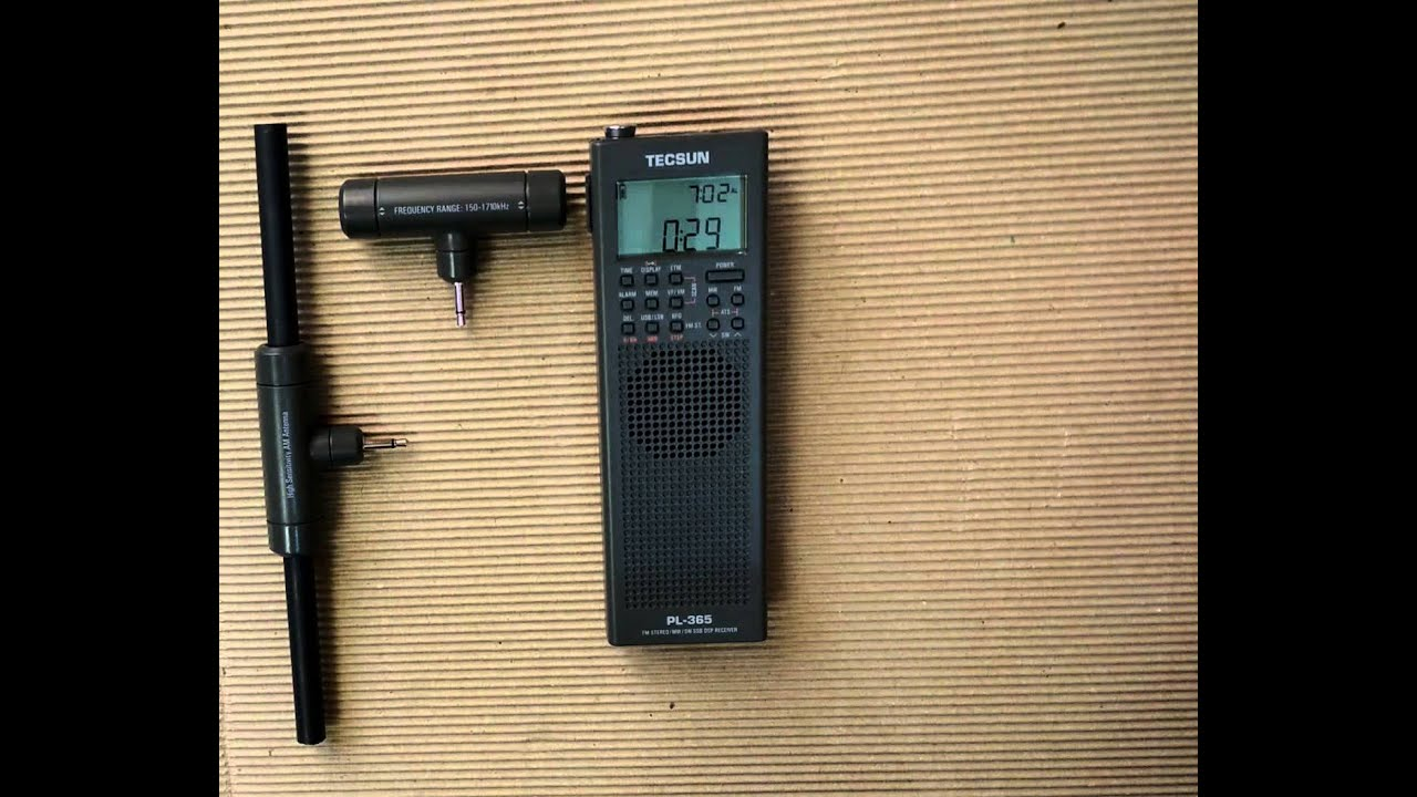 Mar 22, 2016. The tecsun pl-365 radio is the latest model in our truly handheld range of multiband radios. The unique shape and size of the tecsun pl-365.