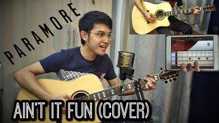 Paramore - Ain't It Fun (Cover) | Mozzart