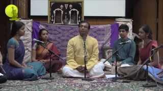 Carnatic Music Lesson: Shree Varnam - Guru: Chitravina N Ravikiran