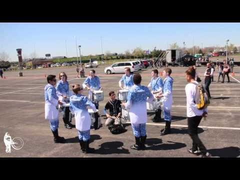 Gateway Indoor in the Lot | WGI 2016 Finals | Steve Weiss Music
