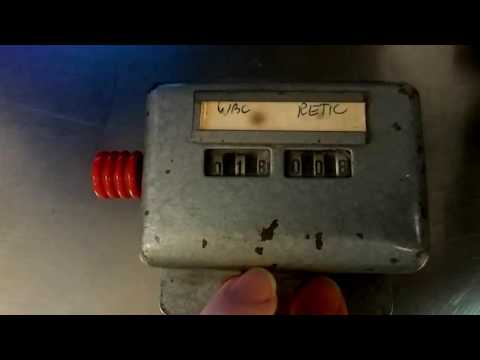 Antique Lab Counters and Timers |Clicking, Ticking & Tapping| ASMR- NO Talking