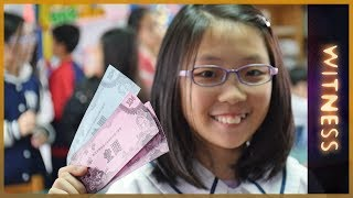 🇹🇼  Taiwan School Bank Experiment: Money Lessons for Life | Witness