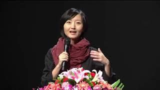 柴静:开场演讲五分钟 谈人性入木三分(2018)