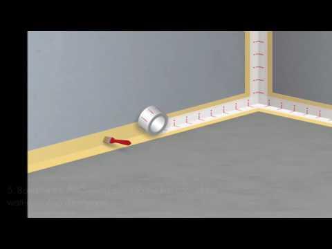 SANIFLEX: Liquid waterproof membrane for bonded waterproofing systems