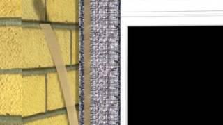 РОБИБАНД -Технология установки окна(Технология установки современных окон